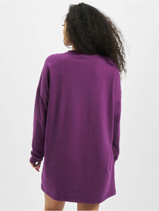 Missguided Mekot Oversized Sweater Edition purpuranpunainen