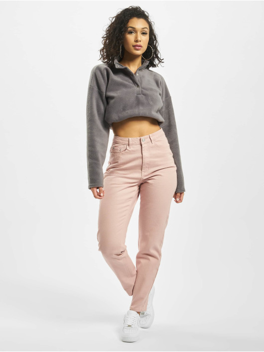 Missguided Mom Jeans Riot Co Ord ros