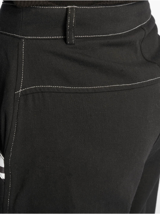 Missguided Pantalon cargo Mono Sports Tape Cargo noir