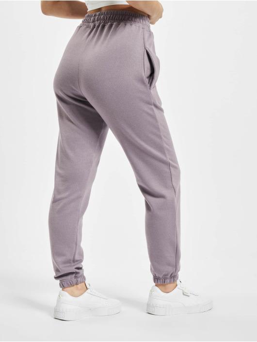 Missguided Pantalón deportivo Petite Basic gris