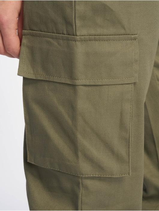 Missguided Pantalone Cargo Plain cachi
