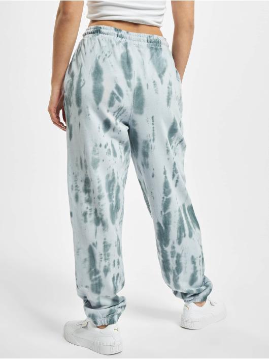 Missguided Pantalone ginnico Petite Tie Dye viola