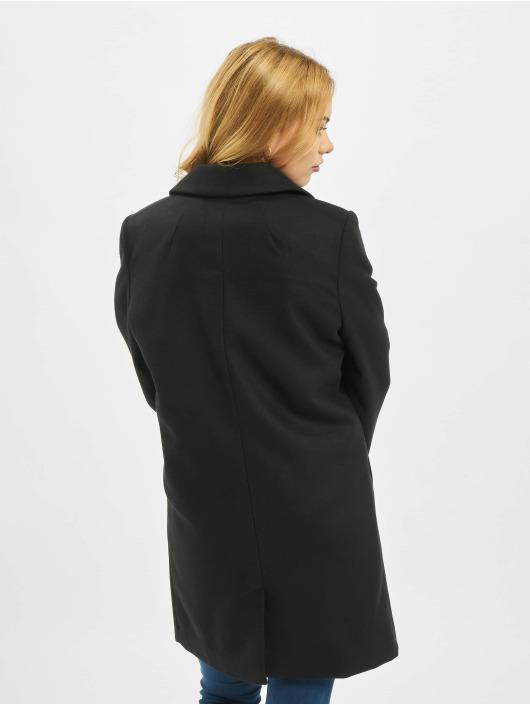 Missguided Płaszcze Ultimate Formal czarny