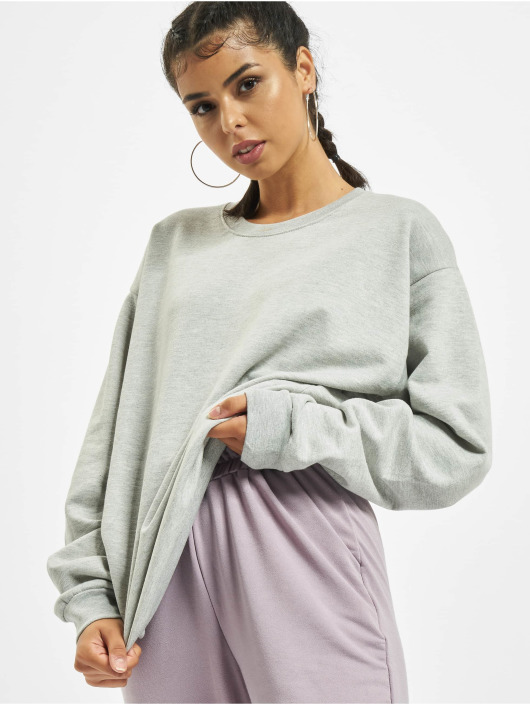 Missguided Pullover Petite Hidden Hills Graphic gray