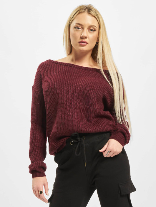 Missguided Pullover Ophelita rot