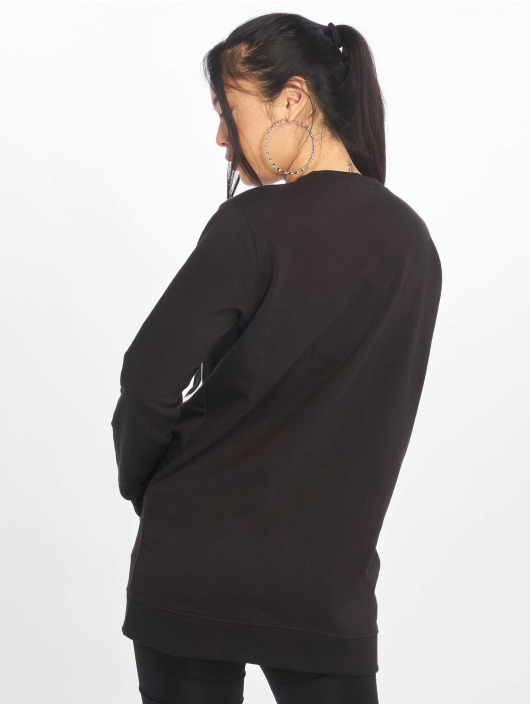 Missguided Pullover Mg Sport schwarz