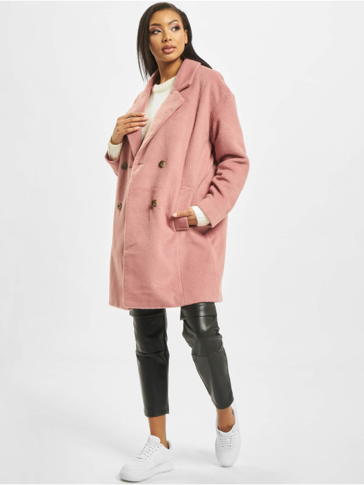 Missguided Rock Oversized DB W Contrast Buttons ros