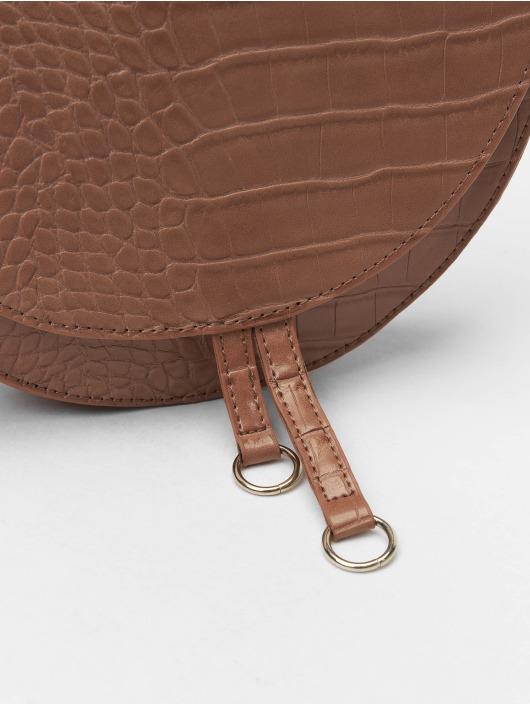 Missguided Sac Mini Ring Detail brun
