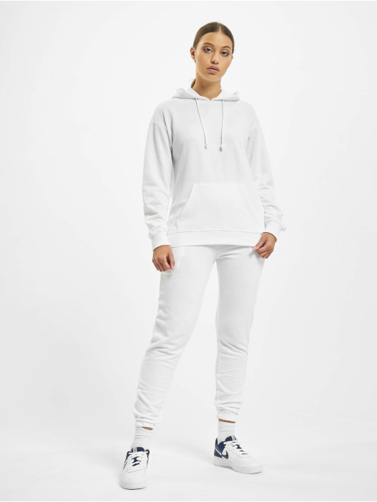 Missguided Sety Hoody And Jogger biela