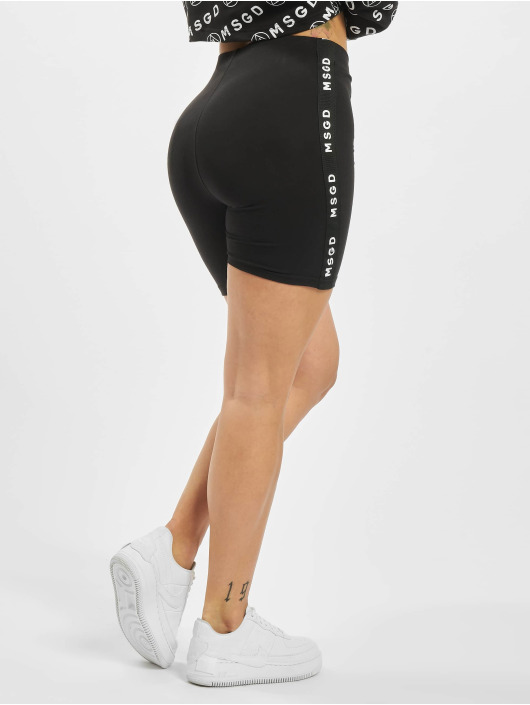 Missguided Short Missguided Panel Cycling black
