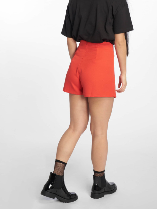 Missguided Shorts Seatbelt Buckle rot