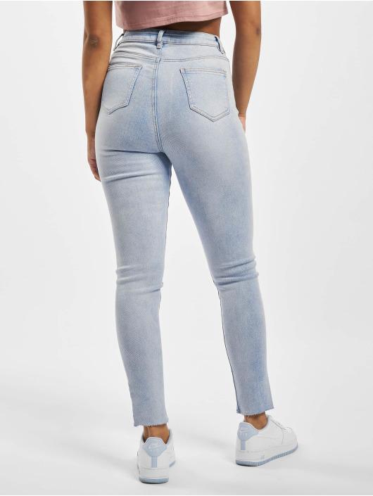 Missguided Skinny jeans Sinner Highwaisted blauw