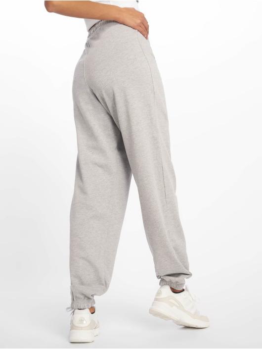 Missguided Spodnie do joggingu Tall 80s szary