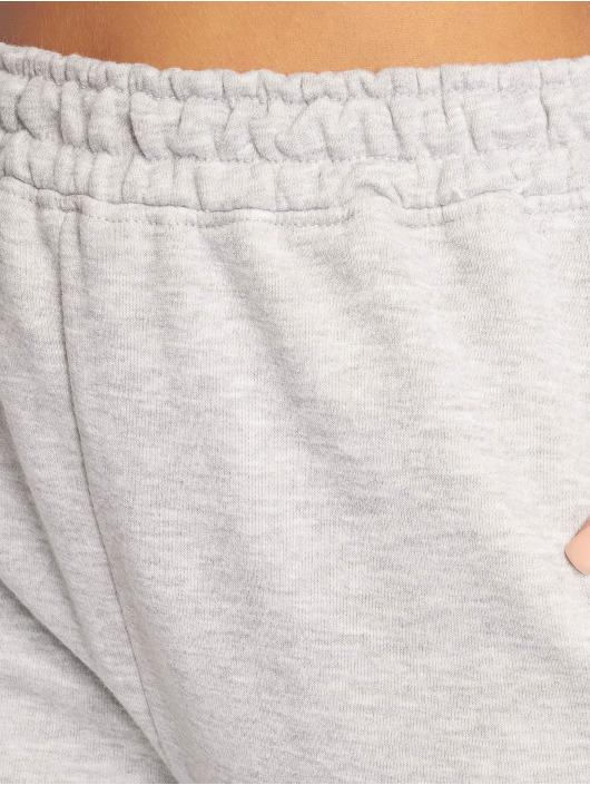 Missguided Spodnie do joggingu Tall Grey Marl Basic szary