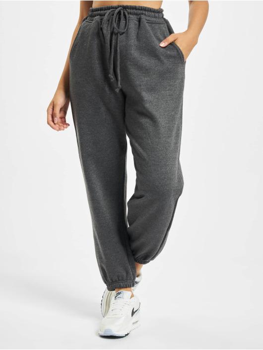 Missguided Spodnie do joggingu Peite 90s Sweat szary