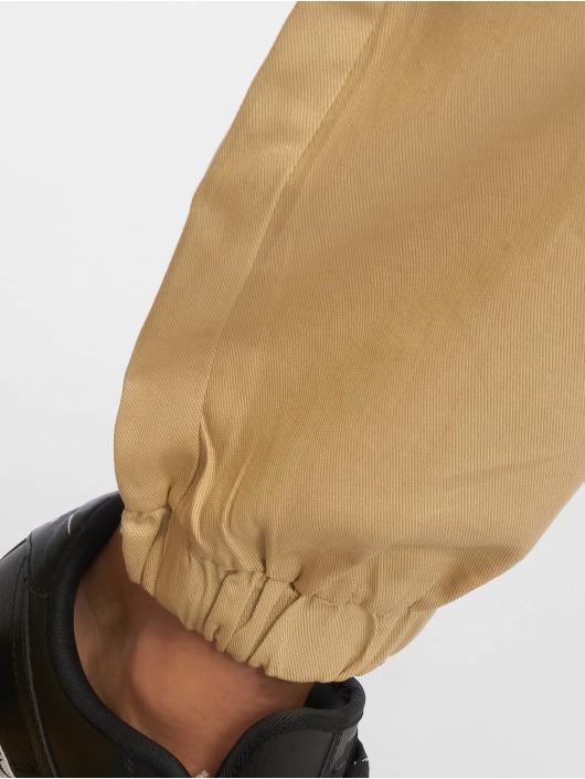 Missguided Stoffbukser Slim Leg beige