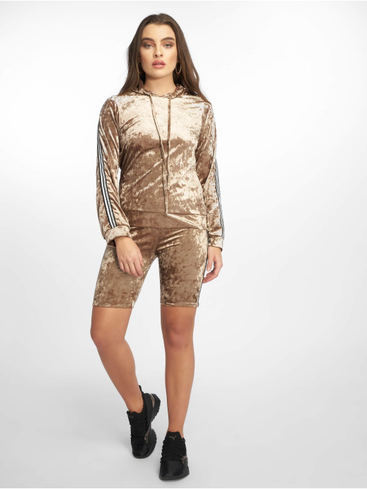 Missguided Suits Cyclying brown