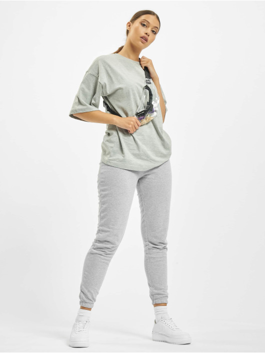 Missguided Suits T-Shirt Jogger grey