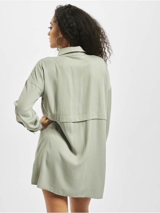Missguided Sukienki Utility zielony