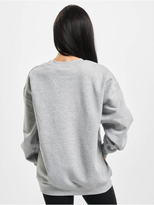 Missguided Sweat & Pull Michegan Graphic gris