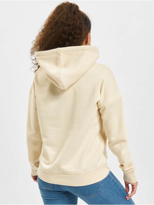 Missguided Sweat capuche Petite Basic beige