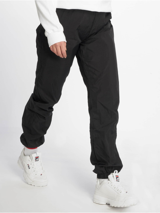 Missguided Sweat Pant 80s Nylon black