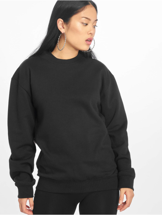 Missguided Swetry Nyc Graphic Back czarny