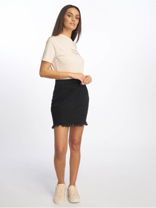 Missguided T-paidat New York City beige