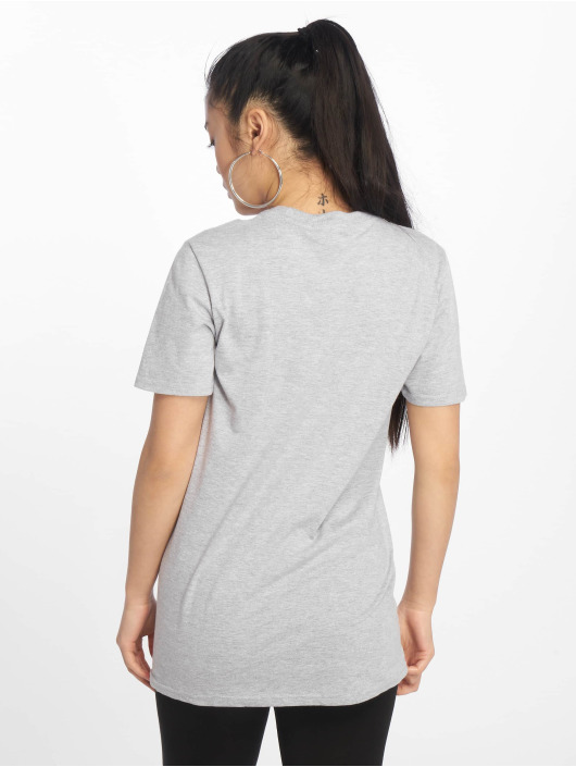 Missguided T-Shirt NYC Snake Print Graphic grey