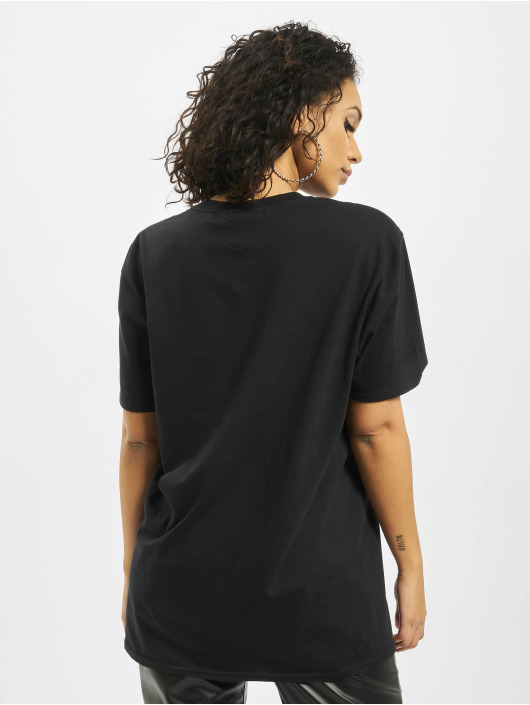 Missguided T-Shirt Femme Graphic noir