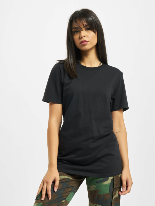 Missguided T-Shirt Welcome To The Jungle Back Graphic noir