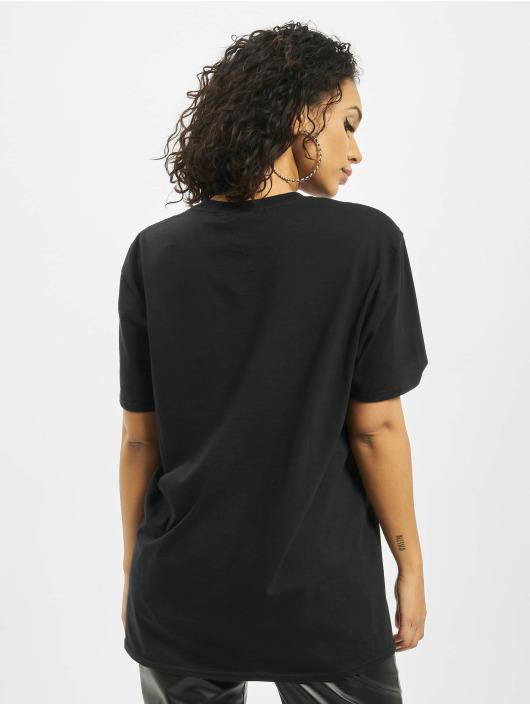 Missguided T-Shirt Femme Graphic schwarz