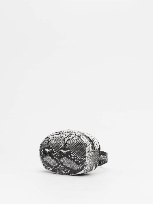 Missguided Taske/Sportstaske Black An White Snake sort