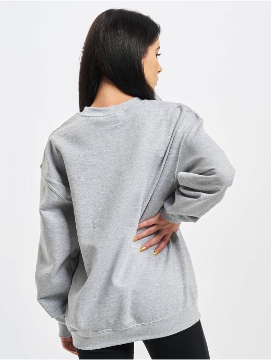 Missguided bovenstuk trui Oversized in grijs 772249