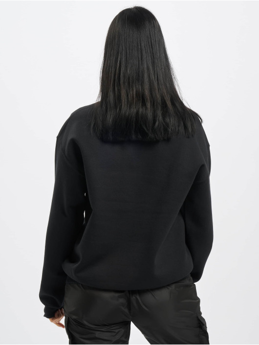 Missguided trui Oversized zwart