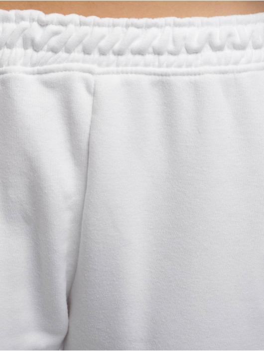 Missguided Verryttelyhousut White Basic valkoinen