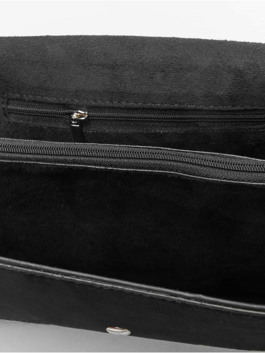 Missguided Vesker Croc Detail svart