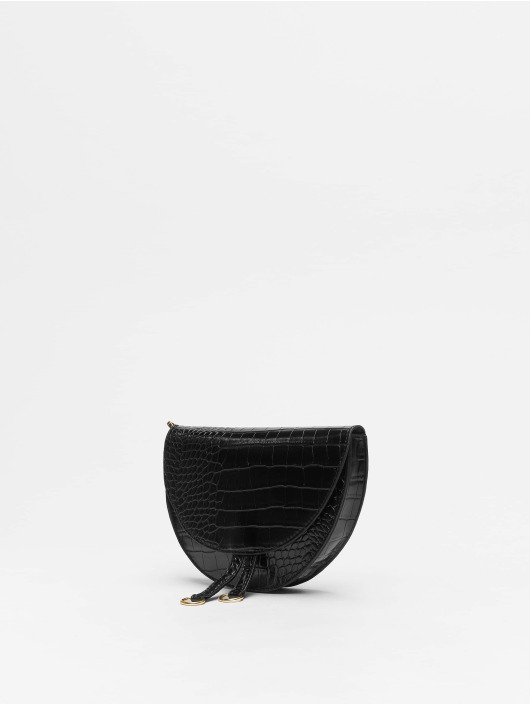 Missguided Vesker Mini Ring Detail svart