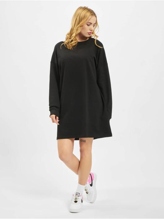 Missguided Vestido Basic negro
