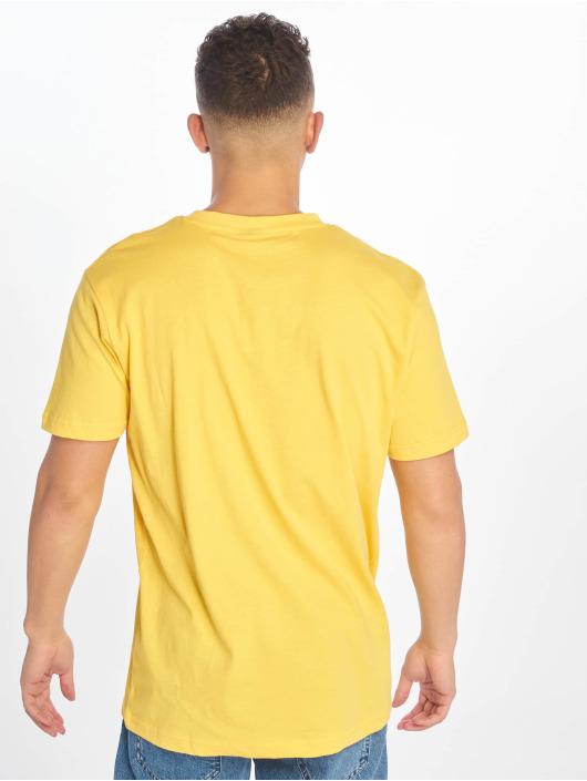 Mister Tee Футболка Taxi желтый