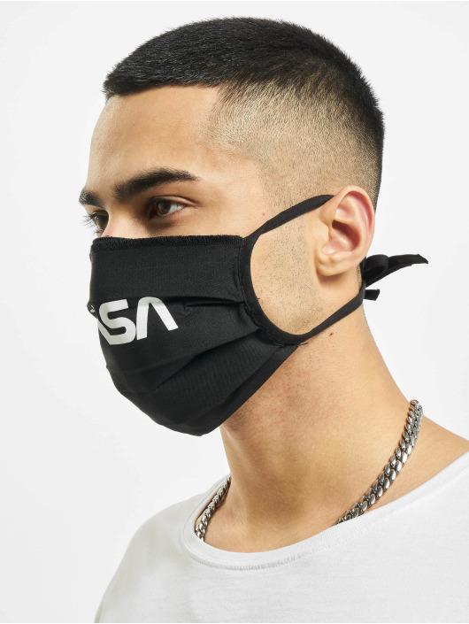 Mister Tee Autres Nasa Face Mask noir