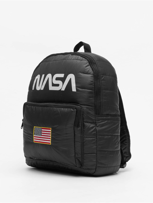 Mister Tee Backpack NASA black