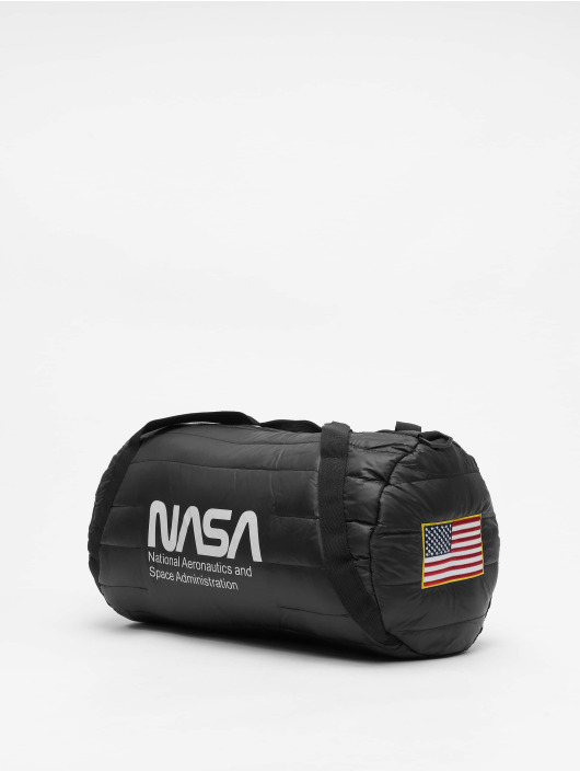 Mister Tee Bag NASA black