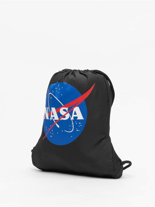 Mister Tee Beutel NASA black