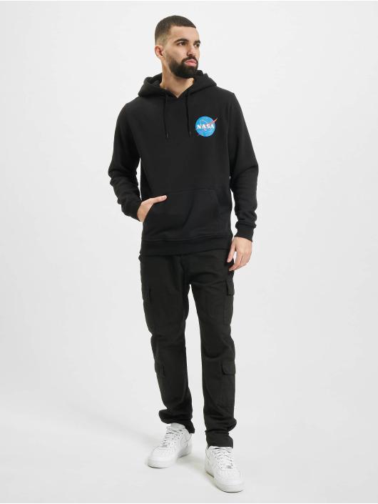 Mister Tee Bluzy z kapturem NASA czarny