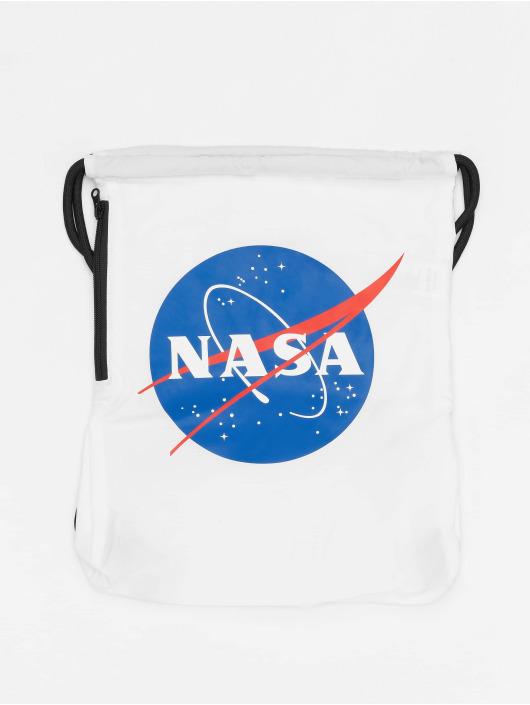Mister Tee Bolsa NASA blanco