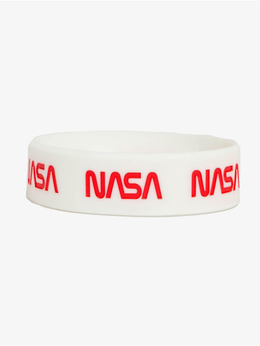 Mister Tee Bransolety NASA bialy