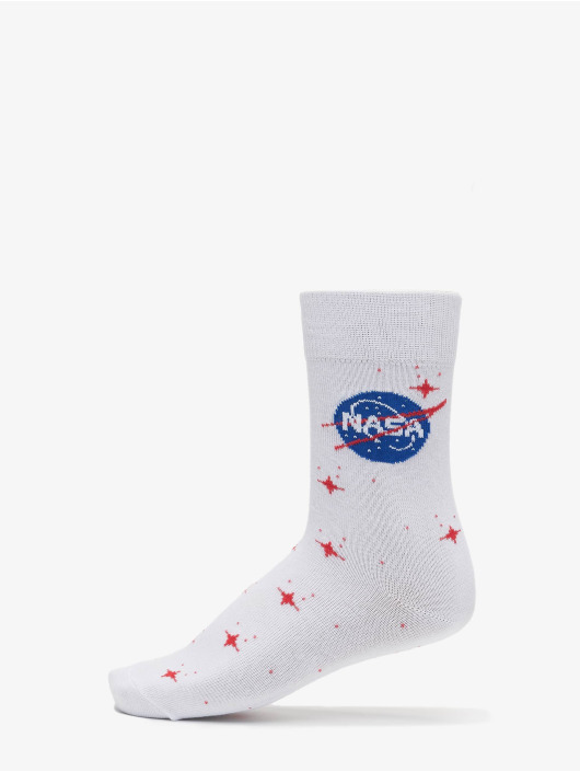 Mister Tee Calcetines Nasa Insignia Socks 3-Pack negro