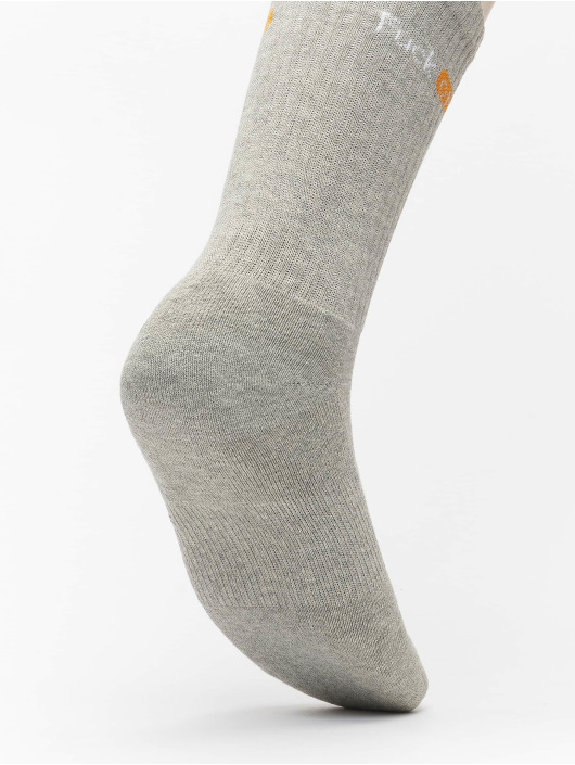 Mister Tee Calcetines Fuck Off 3-Pack negro