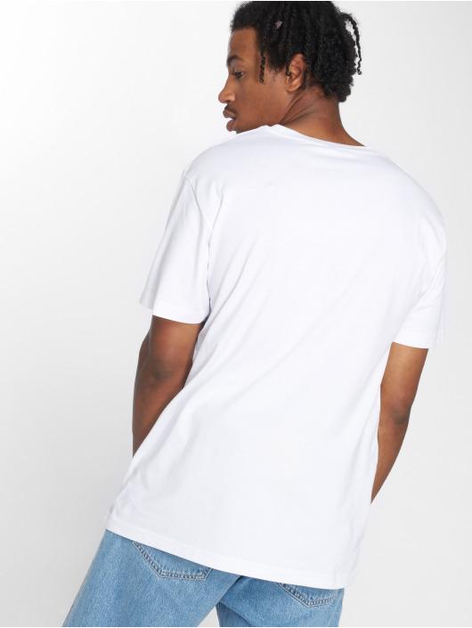 Mister Tee Camiseta Hometown blanco